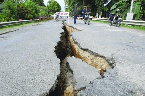 زلزال يضرب الفلبين بقوة 7.9 درجة علي مقياس ريختر