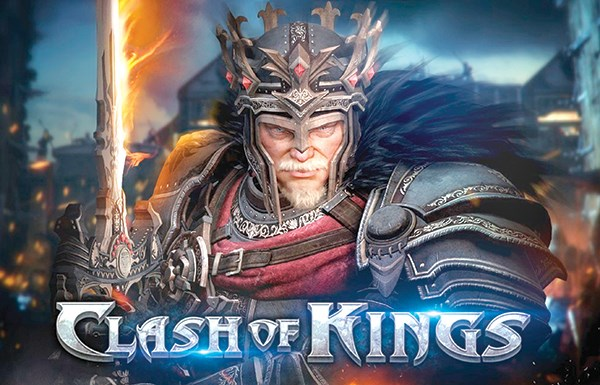 لعبة «Clash of Kings» في دبي