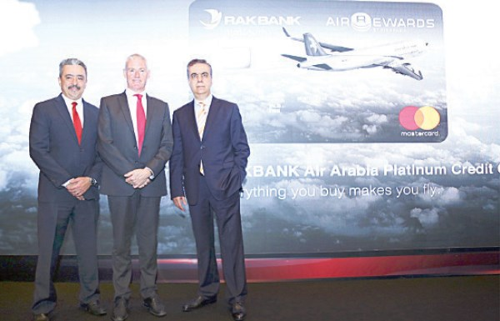 3cc80bb7d راك بنك» و«العربية للطيران» يطلقان «ماستركارد» بلاتينيوم - صحيفة الاتحاد