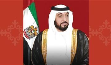 رئيس الدولة ونائبه ومحمد بن زايد يعزون خادم الحرمين الشريفين في وفاة الأميرة الجوهرة