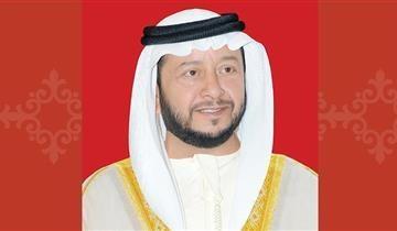 سلطان بن زايد يعزي خادم الحرمين في وفاة الأميرة الجوهرة