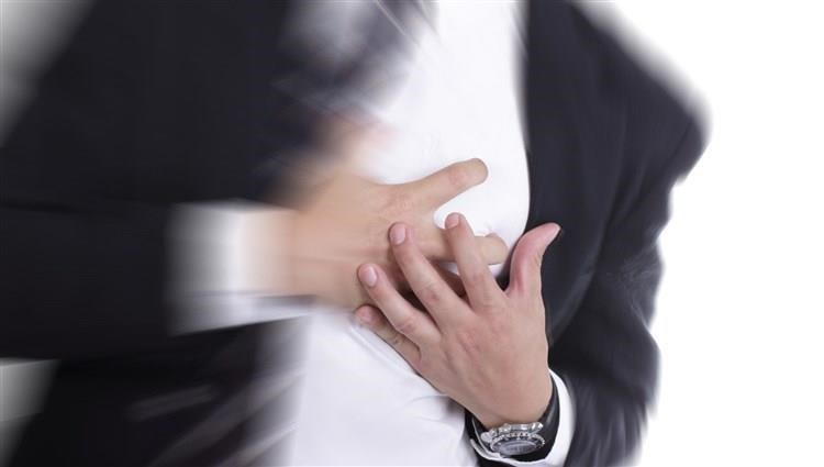 Work on harassment and violence is at risk of heart disease (expressive)