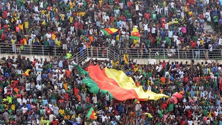 The tournament was withdrawn from Cameroon