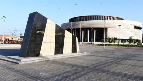 متحف حضارات السود في العاصمة دكار