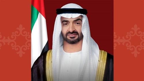 His Highness Sheikh Muhammad bin Zayed Al Nahyan