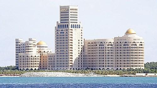 One of the hotel facilities in Ras Al Khaimah (Union)