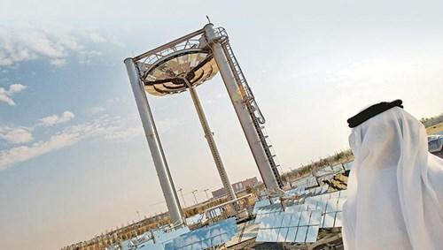 أبوظبي.. مدينة مستدامة