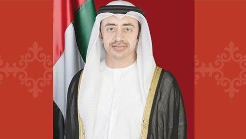 Abdullah bin Zayed