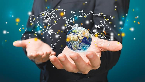كتاب الاستراتيجية الامنية لمواجهة العولمة