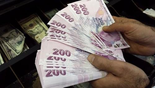 العملة التركية تسجل هبوطاً كبيراً أمام الدولار  style=