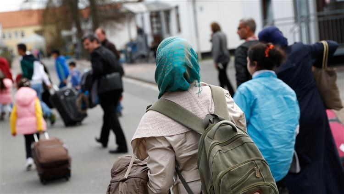 ترحيل اللاجئين في ألمانيا