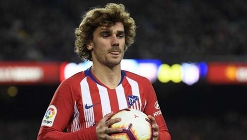 جريزمان: رسمياً.. جريزمان يغادر أتلتيكو مدريد في نهاية الموسم