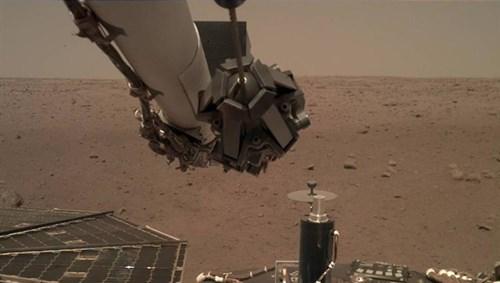 سيتم حفر الأسماء المرسلة على رقائق يتم نقلها إلى المريخ