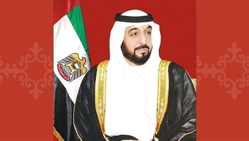 d917a5967 الإمارات. رئيس الدولة ونائبه ومحمد بن زايد يهنئون دوق لوكسمبورغ باليوم  الوطني