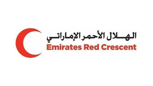 Omani Red Crescent emblem