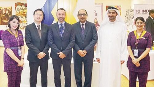 مطارات دبي تستقبل ناقلة هندية جديدة - صحيفة الاتحاد