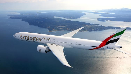 طيران الإمارات تشغل رحلات ركاب لأميركا وآسيا وشمال أفريقيا