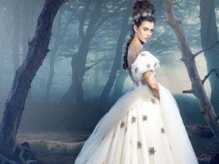 e9b7bc333 فساتين زفاف 2014.. أناقة ملكية ترفل بالفخامة - صحيفة الاتحاد