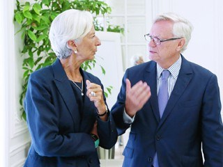 Lagarde corruption crisis raises question marks about the management of the International Monetary Fund