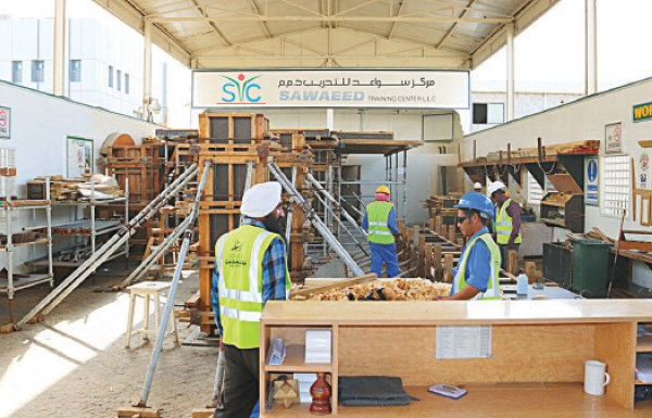 Sawaeed Employment is the largest manpower | Sawaeed
