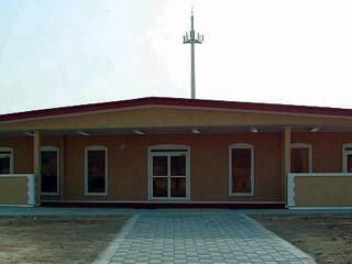 «الغربية» تتسلم أول دفعة من المساجد مسبقة الصنع بديلاً لـ «الكرافانات»