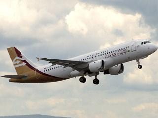 الله يادنياااااا Libya-airlines-plane