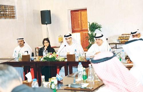 الزيودي يترأس اجتماع الإمارات للتغير المناخي الأول