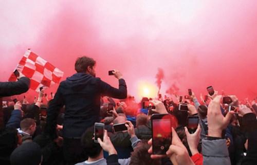 حريق روما!
