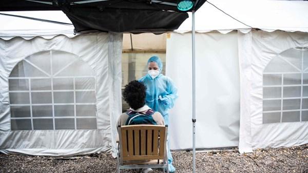 ألمانيا تسجل 7890 إصابة جديدة بكورونا