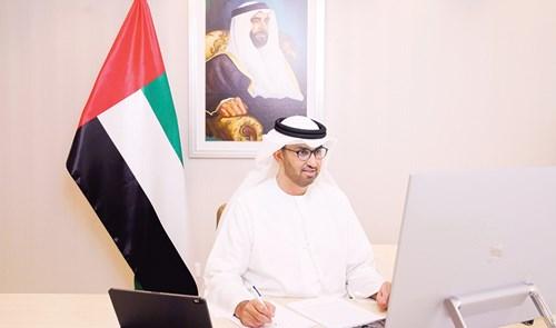 محمد بن راشد: نسابق الزمن