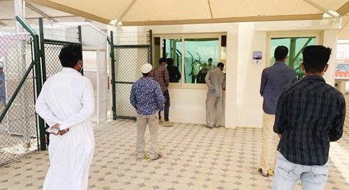 عيادة جديدة لفحص «كورونا» في «صناعية مدينة زايد»