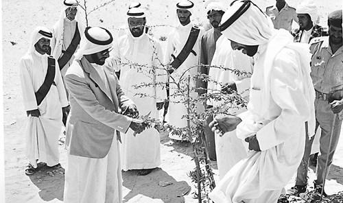 «حكيم العرب» رمز الخير