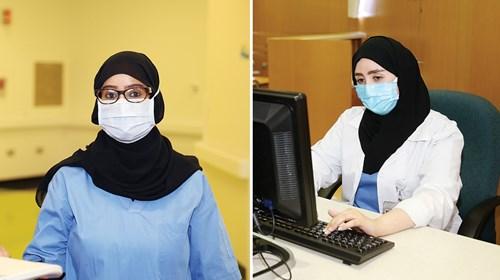 ممرضات: مهنتنا إنسانية