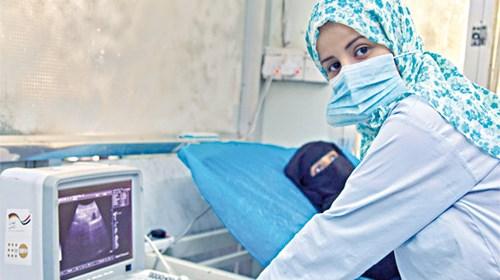 الإمارات تدعم 103 مرافق صحية في اليمن