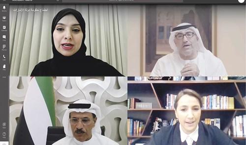 منصور بن زايد: الإمارات تواصل بثقة وعزم مسيرة التطوير نحو المستقبل