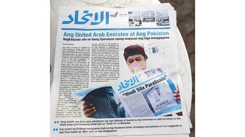 أبوظبي للإعلام تطلق حملات توعية عن «كورونا» بـ 4 لغات