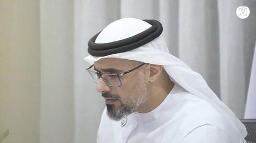 خالد بن محمد بن زايد: خدمة المواطن والمقيم أولوية