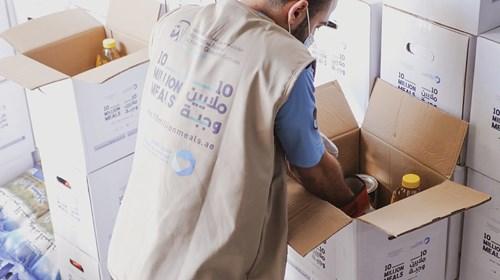 حملة الـ«10 ملايين وجبة».. مساهمات قياسية.. وآفاق جديدة للعمل الخيري