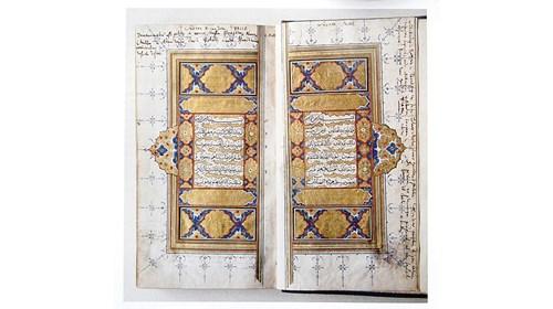 مخطوطات عربية وإسلامية نادرة في السويد