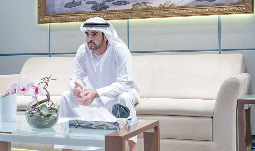 محمد بن راشد: الإمارات معدنها أصيل