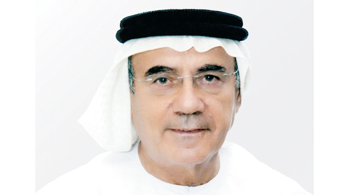 زكي نسيبة: الإمارات مركز إشعاع حضاري وثقافي