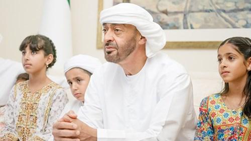 محمد بن زايد: بالالتزام نتجاوز التحدي
