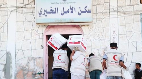 بتوجيهات محمد بن زايد ومتابعة حمدان بن زايد.. الإمارات تقدم مساعدات إنسانية لمرضى السرطان في حضرموت