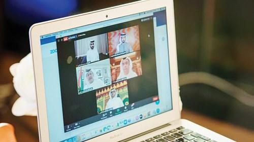 خلال المجلس الرمضاني الافتراضي لراشد بن حميد: الإمارات قدمت نموذجاً سياسياً يحتذى به
