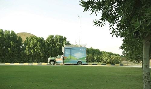 خالد الحريمل الرئيس التنفيذي لـ«بيئة» في حوار لـ «الاتحاد»: رفع معدل جودة الهواء 90% العام المقبل