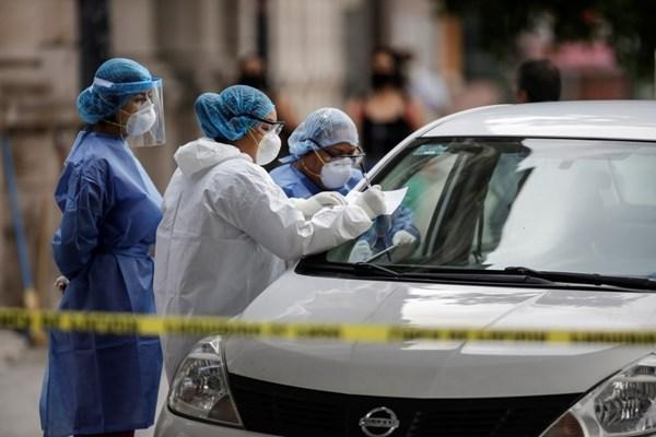 ألمانيا ترصد 9860 إصابة جديدة بكورونا