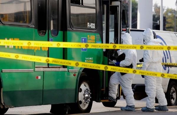 المكسيك تسجل 1273 وفاة جديدة بكورونا