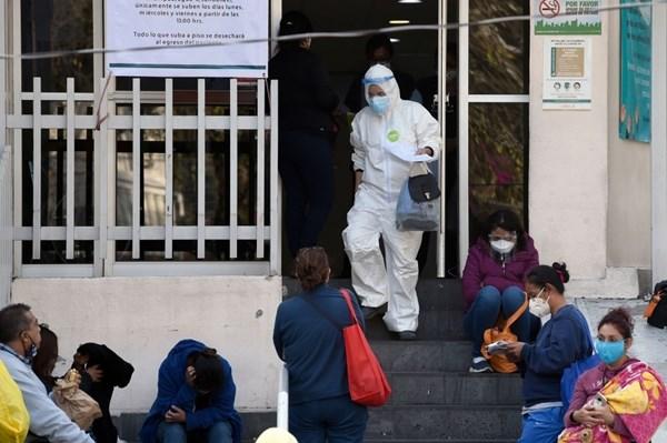 وفيات فيروس كورونا في المكسيك تتجاوز 161 ألفاً