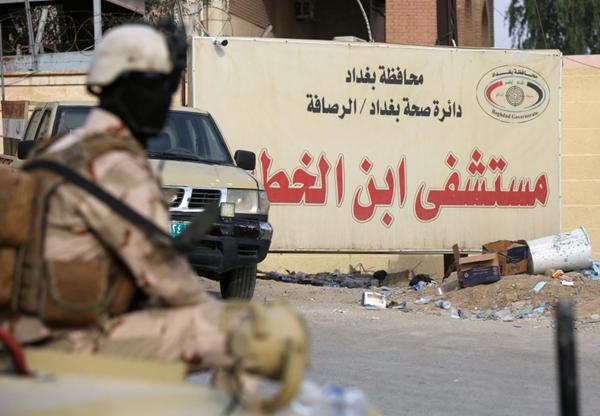فاجعة مستشفى العراق.. 27 وفاة ومطالب بمحاسبة المسوؤلين