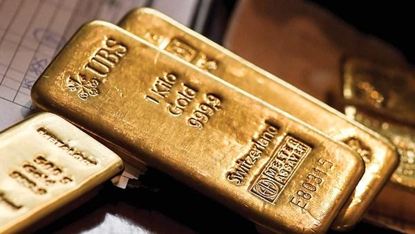 الذهب يهبط لقاع أسبوع مع صعود عوائد السندات والدولار  image
